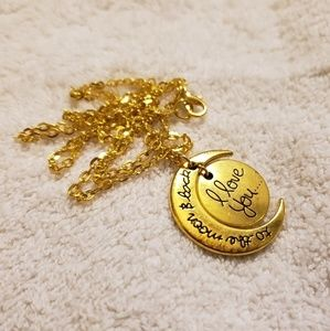 Jewelry - ☆18K Gold Plated Beautiful Pendant Necklace 📿☆